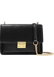 Rebecca Minkoff Woman Christy Leather Shoulder Bag Black
