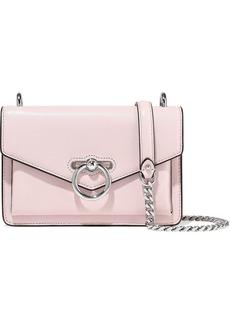 Rebecca Minkoff Woman Jean Pebbled-leather Shoulder Bag Pastel Pink