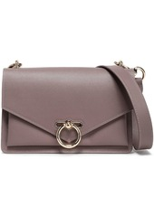 Rebecca Minkoff Woman Jean Pebbled-leather Shoulder Bag Taupe