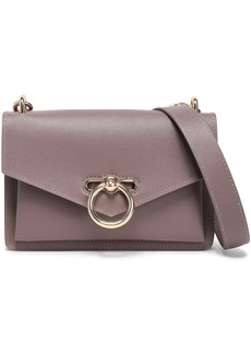 Rebecca Minkoff Woman Pebbled-leather Shoulder Bag Taupe