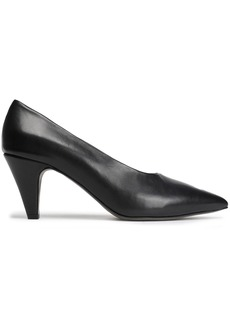 Rebecca Minkoff Woman Leather Pumps Black