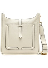 Rebecca Minkoff Woman Pebbled-leather Shoulder Bag Cream
