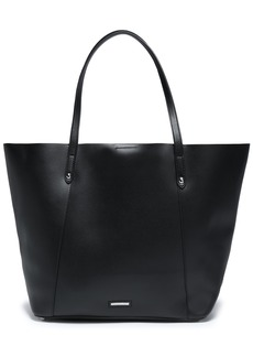 Rebecca Minkoff Woman Studded Leather Tote Black