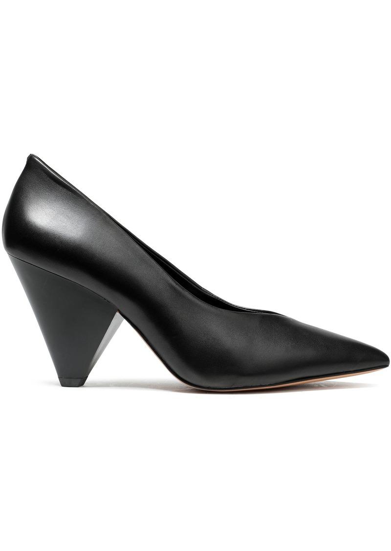 Rebecca Minkoff Woman Zuria Leather Pumps Black