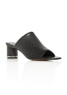 Rebecca Minkoff Women's Aceline Mid-Heel Sandals