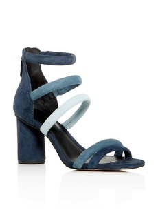 8f4342f69b2 Rebecca Minkoff Women s Andree Suede Color-Block Ankle Strap High-Heel  Sandals