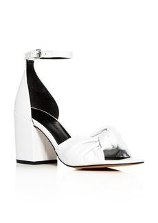 Rebecca Minkoff Women's Capriana Block-Heel Sandals