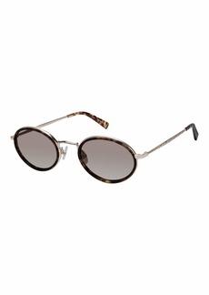 Rebecca Minkoff Women's Gloria 4/S Round Sunglasses