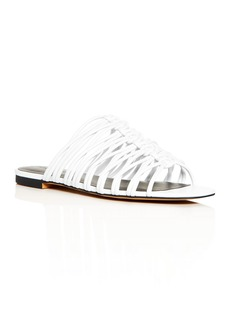 Rebecca Minkoff Women's Maelynn Slide Sandals