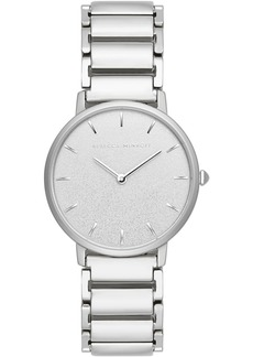 Rebecca Minkoff Women's Major Stainless Steel Bracelet Watch 35mm