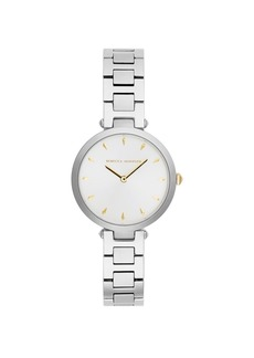 Rebecca Minkoff Womens Major Stainless Steel Watch 33MM