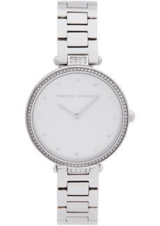 Rebecca Minkoff Women's Nina Stainless Steel Bracelet Watch 33mm