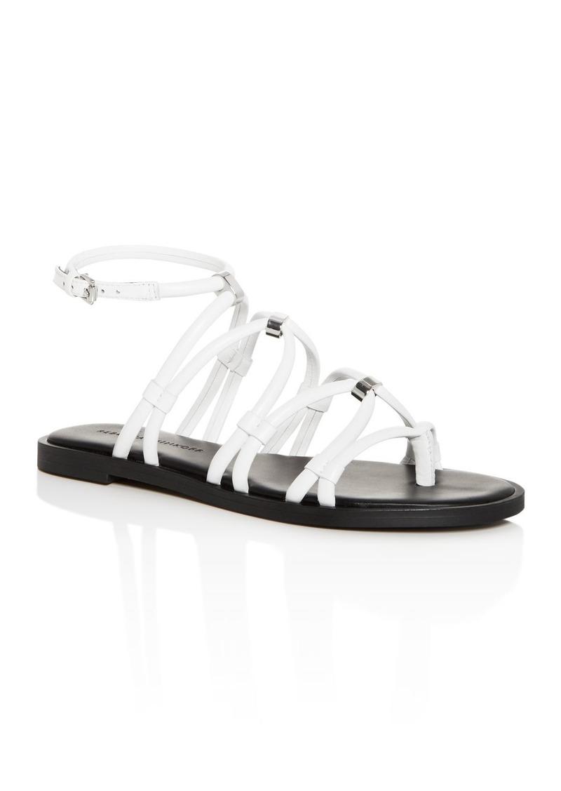 Rebecca Minkoff Women's Sarle Gladiator Sandals