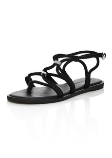 Rebecca Minkoff Women's Sarle Strappy Thong Sandals