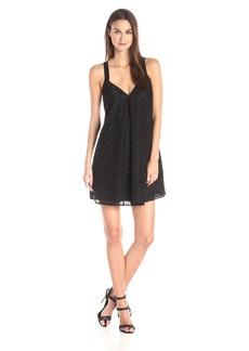 Rebecca Minkoff Women's Sonia Confetti Jacquard Sleeveless Dress