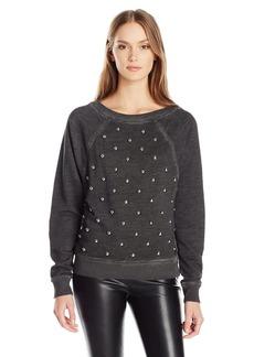 Rebecca Minkoff Women's Studded Sweater  XS