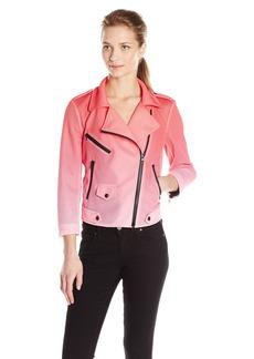 Rebecca Minkoff Women's Wes Moto Jacket