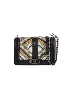 Rebecca Minkoff Wonder Small Love Crossbody Bag