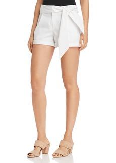 Rebecca Minkoff Yelinda Tie-Waist Shorts