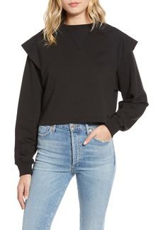 Rebecca Minkoff Zenya Cotton Sweatshirt