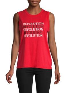 Rebecca Minkoff Revolution Muscle Tee