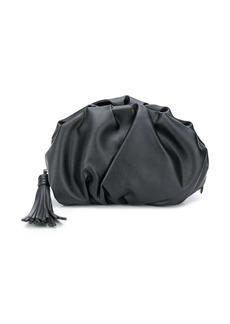 Rebecca Minkoff ruched clutch bag