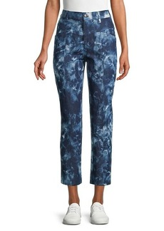 Rebecca Minkoff Sandra Tie-Dye Print Pants