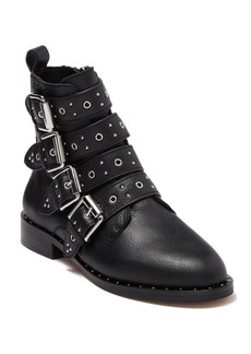 Rebecca Minkoff Seren Leather Studded Bootie
