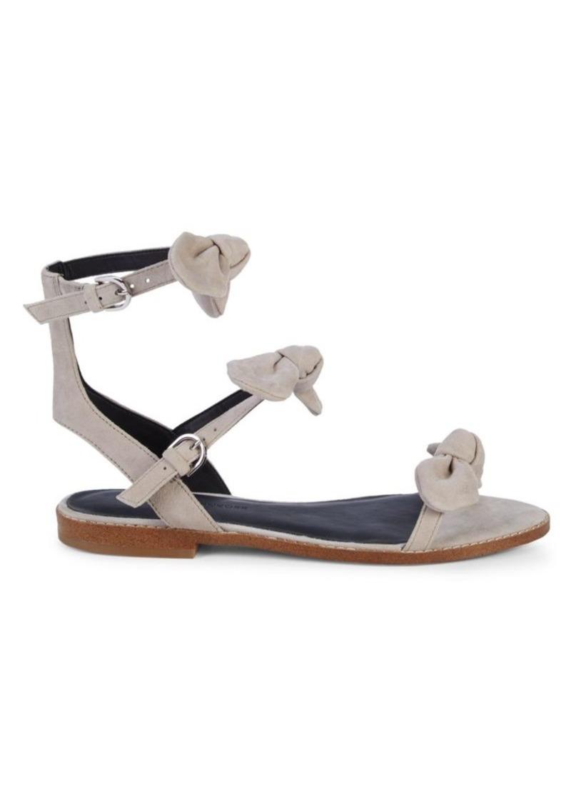 Rebecca Minkoff Shaya Suede Sandals