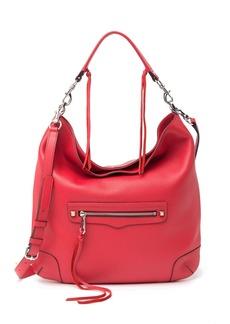 Rebecca Minkoff Slim Regan Leather Hobo Bag