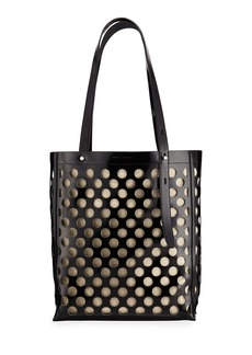 Rebecca Minkoff Stella Perforated Medium Tote Bag