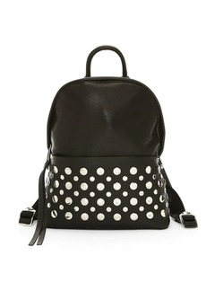 Rebecca Minkoff Studded Leather Backpack