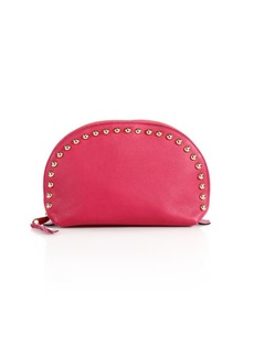 Rebecca Minkoff Studded Leather Dome Pouch Duo Set