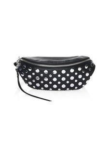 Rebecca Minkoff Studded Leather Sling Bag