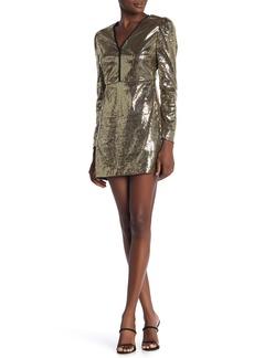 Rebecca Minkoff Sydney Sequin Mini Dress