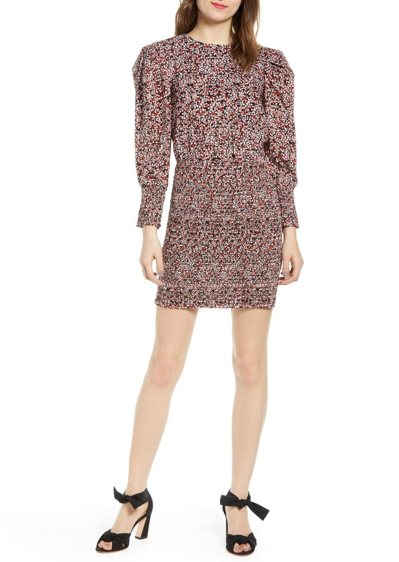Rebecca Minkoff Tabby Long Sleeve Mini Dress