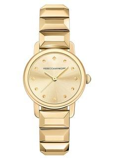 Rebecca Minkoff Women's BFFL Bracelet Watch, 25mm