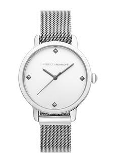 Rebecca Minkoff Women's BFFL Mesh Bracelet Watch, 36mm