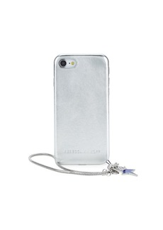 Rebecca Minkoff Leather Wrap iPhone 7 Case with Charm
