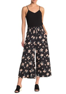 Rebecca Taylor Daniella Floral Print Pants