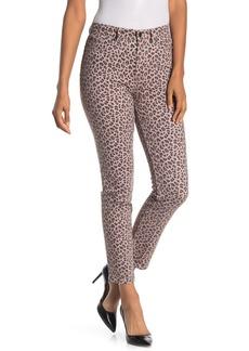 Rebecca Taylor La Vie Ocelot Ines Skinny Jeans