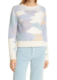 Rebecca Taylor La Vie Rebecca Fluffly Aire Sweater