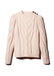 La Vie Rebecca Taylor Chevron-Cable Sweater - 100% Exclusive