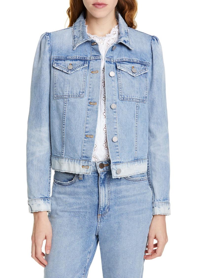 La Vie Rebecca Taylor Classic Denim Jacket