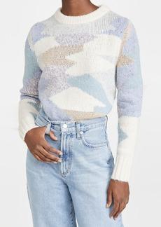 La Vie Rebecca Taylor Fluffy Aire Sweater