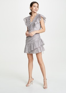 La Vie Rebecca Taylor Sleeveless Luna Meadow Dress