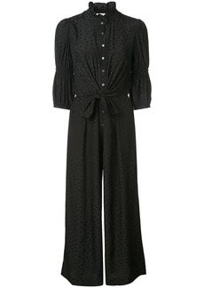 Rebecca Taylor loose flared playsuit