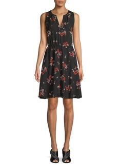 Rebecca Taylor Marguerite Sleeveless Dress