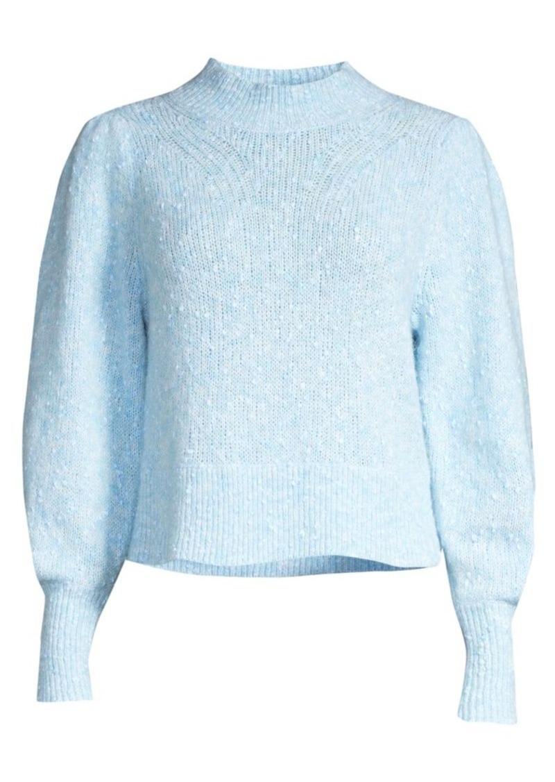 Rebecca Taylor Optic Tweed Sweater
