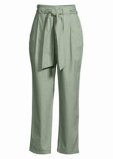 Rebecca Taylor Poplin Tie Pants